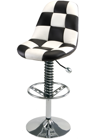 PIT CREW BAR CHAIR - COLOR SELECTIONS BELOW