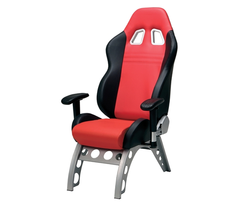 GT SERIES RECEIVER CHAIR - COLOR SELECTIONS BELOW