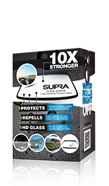 Windshield Protection Kit by Supra Companies